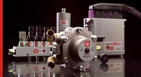 BRC SEQUENT P&D – 8 cylindrów 1