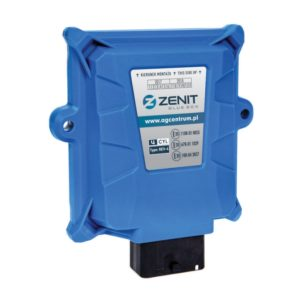 ZENIT BLUE BOX 4 cylindry